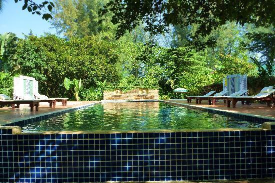 Baanpanwa Resort and Spa: The pool, stunning