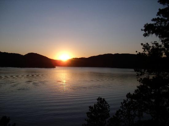 Black Forest Inn Bed and Breakfast: Pactola Lake