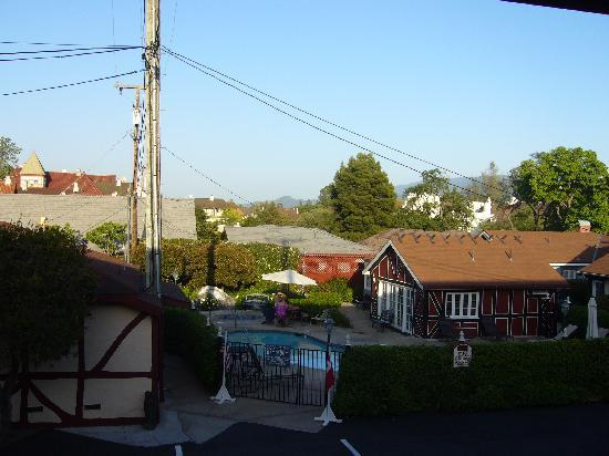 Solvang Inn and Cottages: Kleiner Pool