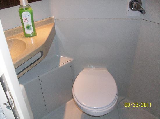 Premiere Classe Mlv - Torcy : Toilet