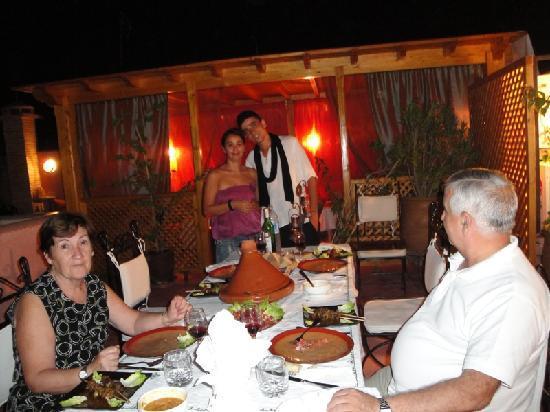 Riad Princesse du Desert: clients