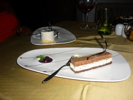 Hilton Dalaman Sarigerme Resort & Spa: just one of the delicious desserts