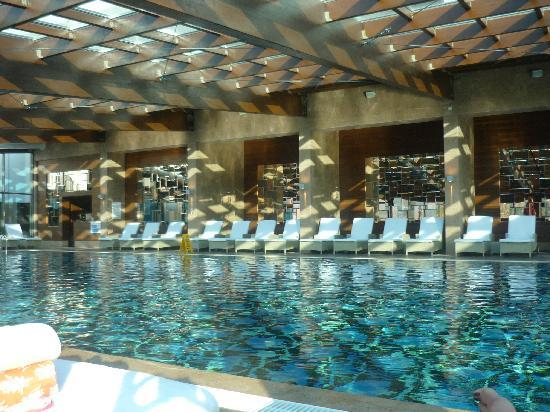 Hilton Dalaman Sarigerme Resort & Spa: ohh the spa - bliss