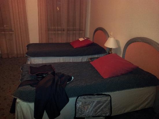 Original Sokos Hotel Seurahuone : Beds