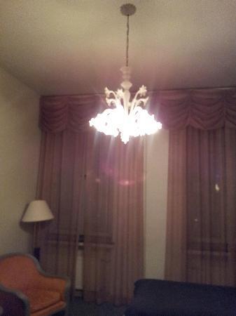 Original Sokos Hotel Seurahuone : Room with chair