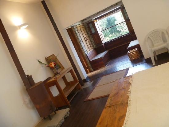 Dunagiri Retreat: Room at Dunagiri