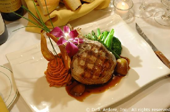 Chef Fredy's Table : Double Cut Stuffed Pork Chop
