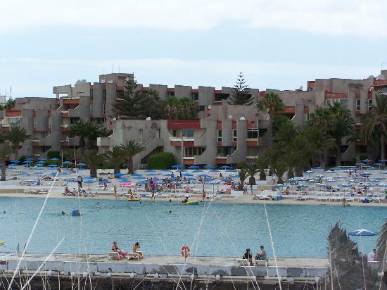 Annapurna Hotel Tenerife: The pool