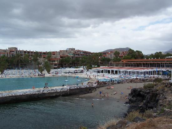 Annapurna Hotel Tenerife: Private Beach