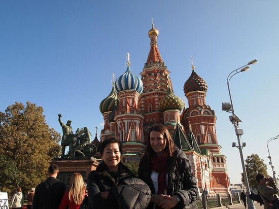 VikiTours - Moscow Private Tours