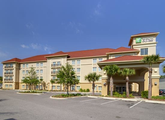 Holiday Inn Express Tampa North - Telecom Park: Hotel