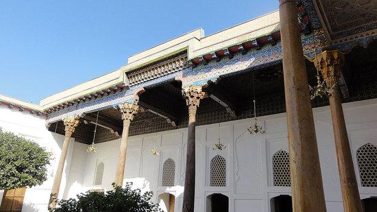 Bukhara, Uzbekistan: Bakhautdin Naqsband Mausoleum