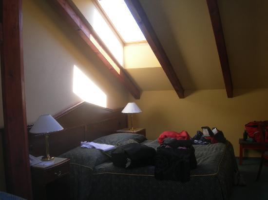 Hotel Carlton: Bett
