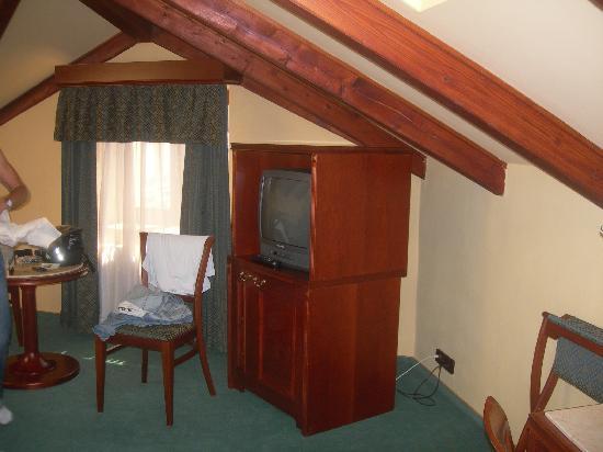 Hotel Carlton: Zimmer