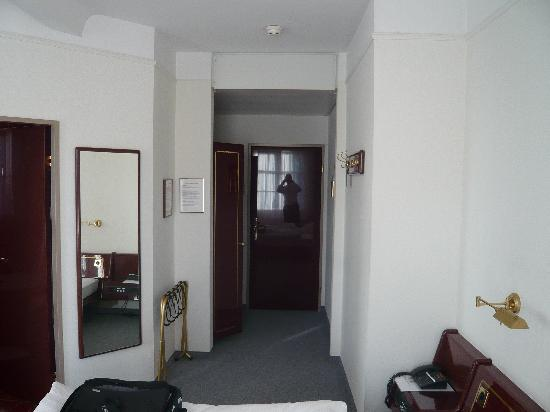 Hotel Gallo: Room