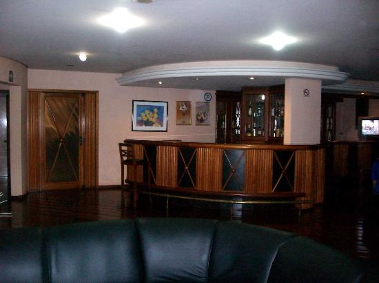 Manacá Hotel: La barra....infaltable