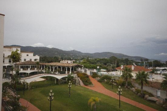 Capitana, Italië: vue de la chambre