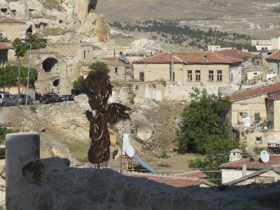 Meleklerevi Cave Hotel: 'House of Angels'-true to form