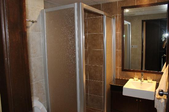 RaTaNa Apart Hotel : bagno