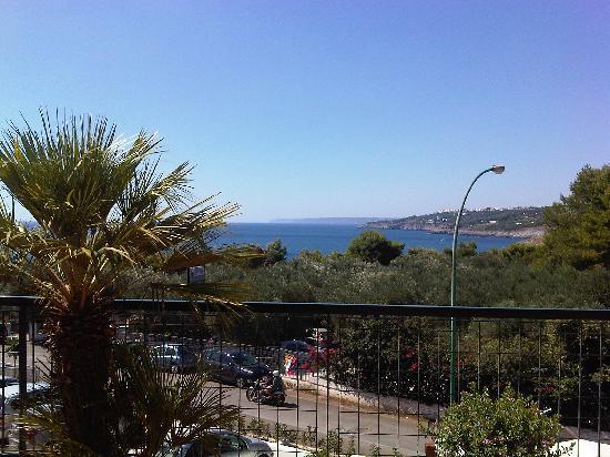 Francis Vacanze Relax & Sun: Vista dal terrazzo