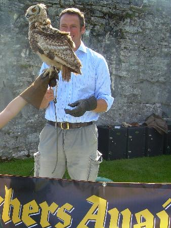 Aughnanure Castle : Hands on experience