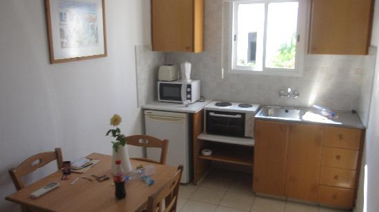 Akti Beach Village Resort : Chambre