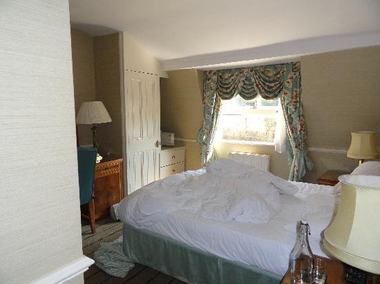 The Academy : Hotelzimmer