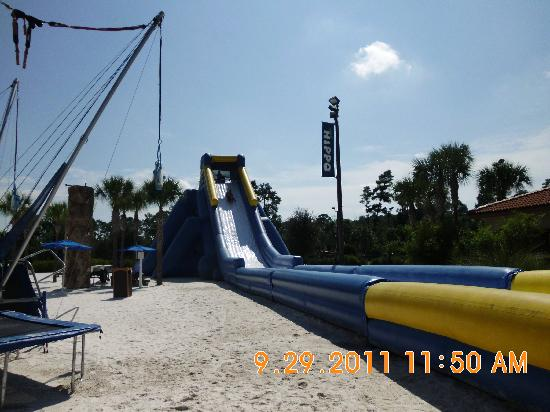 Holiday Inn Club Vacations Orlando - Orange Lake Resort: Hippo Slide
