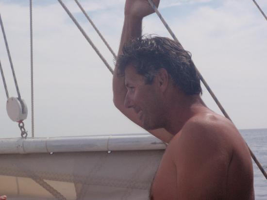 Trigana Boat Trips: CAPTAIN RICK AMOS 2011