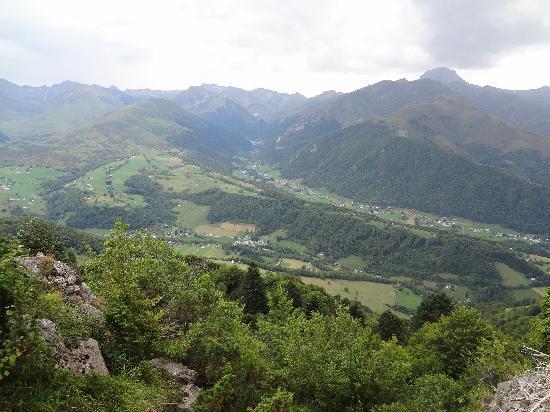 Chez Passet : Hiking view