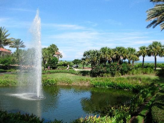 Hammock Beach Resort: grounds