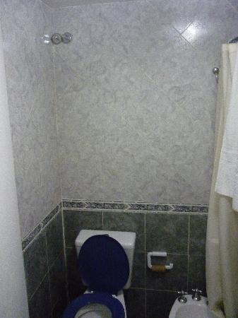 Montevideo 48 Apart : baño