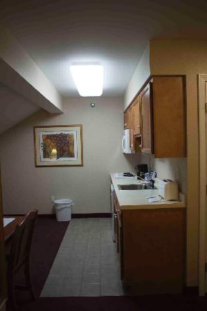 Holiday Inn Express Hotel & Suites White River Junction: Kitchen Area - King Suite