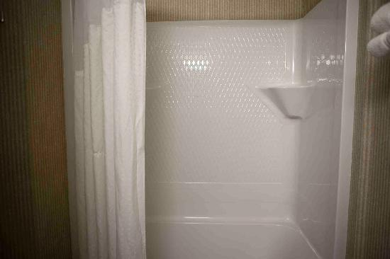 Holiday Inn Express & Suites White River Junction: Shower