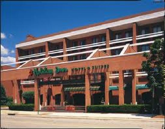 Holiday Inn Hotel & Suites Historic District Alexandria: Exterior