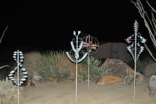 Desert Lily: Wind Ornaments
