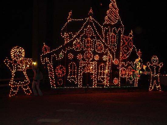 We Could Walk To The Holiday Lights