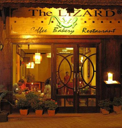 The Lizard Restaurant: Lizard Restaurant