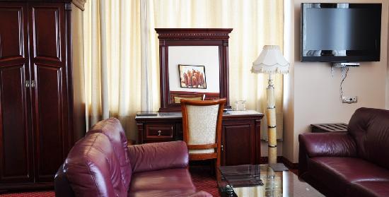 Hotel Royal: Rooms