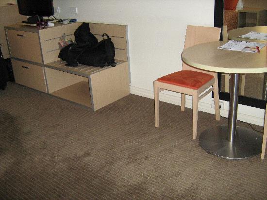 Travelodge Hotel Newcastle: Good size room