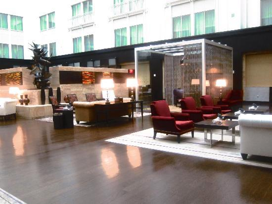 The Nines, a Luxury Collection Hotel, Portland: Atrium