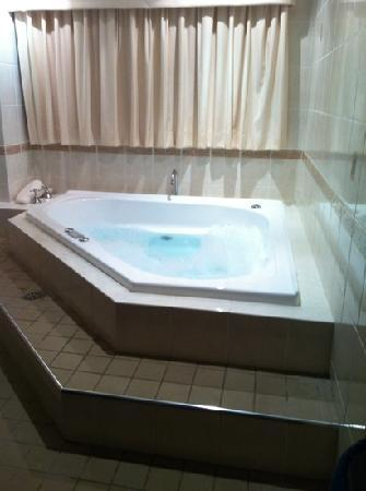 Hotel Forster : spa in executive room