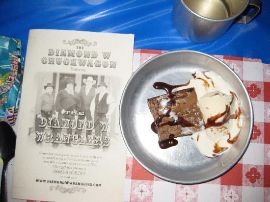 Yummy Dessert, Diamond W Wranglers Show, Wichita, KS