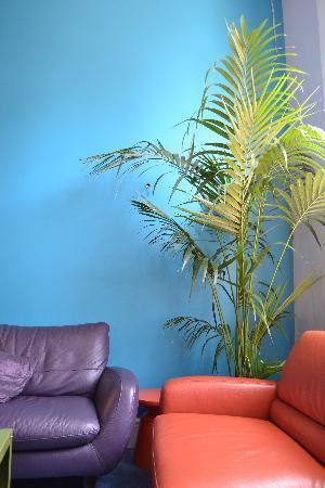 USA Hostels San Diego: La salle canapés