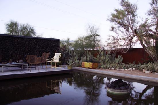 Mojave Sands Reflection Pool