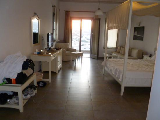 Deliades Hotel: The perfect room!
