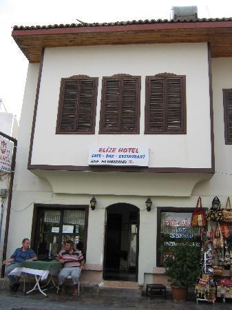 Eliza Hotel: Elize Pansyion, Kaleici, Antalya