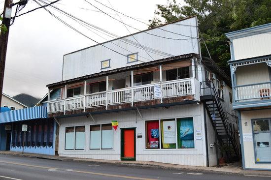 Northshore Hostel Maui: La façade
