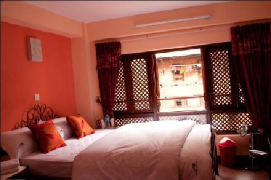 Cosy Hotel: deluxe stupa
