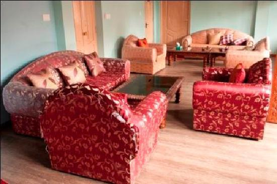 Cosy Hotel: Lobby